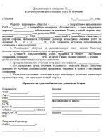 Дополнительное соглашение это – Как написать дополнительное соглашение к договору 🚩 доп соглашение как составить 🚩 Адвокаты и нотариусы