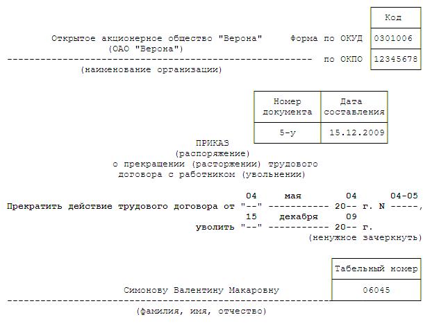 Увольнение без отработки двух недель ТК РФ: статья, заявление