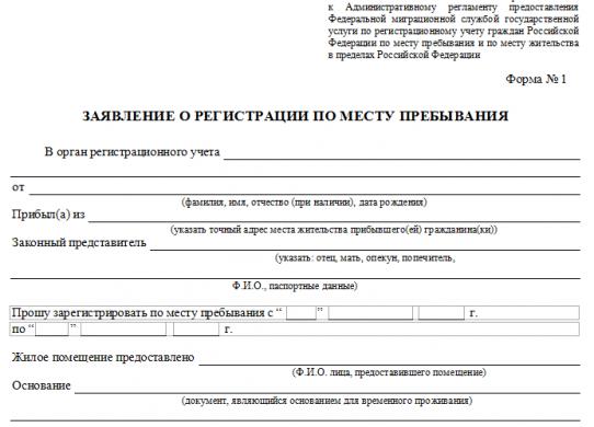 Проблемы временной регистрации временная регистрация москве закон
