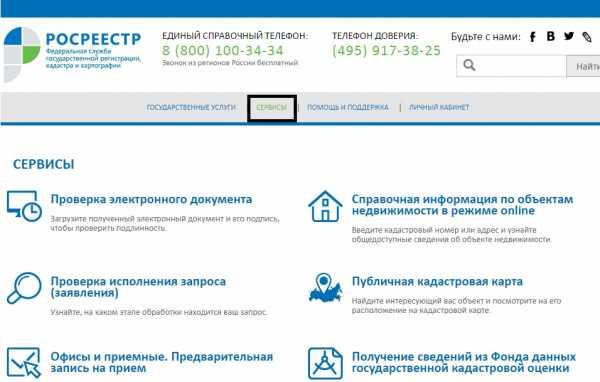 Сайт росреестра справочная информация по земельным участкам